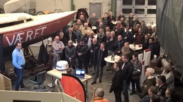 Horsens Yachtværft inviterer til temaaften om de nye regler for anvendelse af bundmaling efter 1. januar 2018