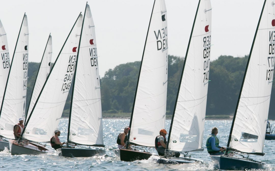 Open Danish Championships for OK Dinghies