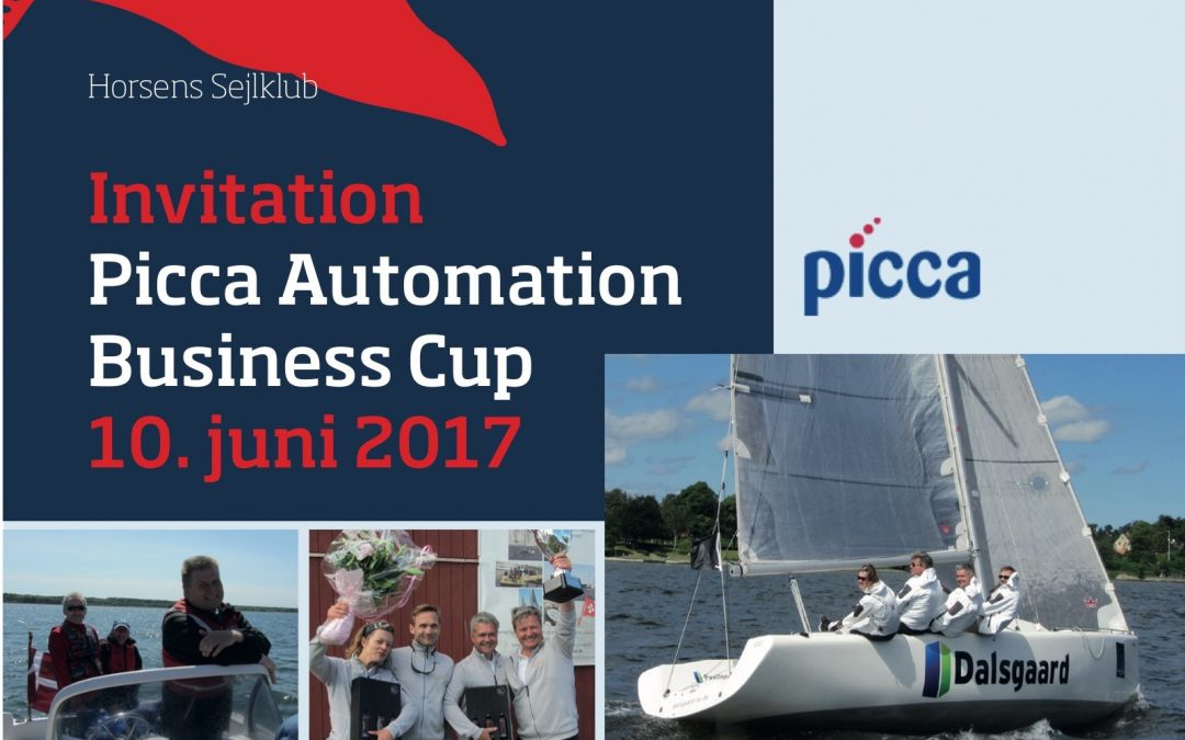 Picca Automation Business Cup 10. juni