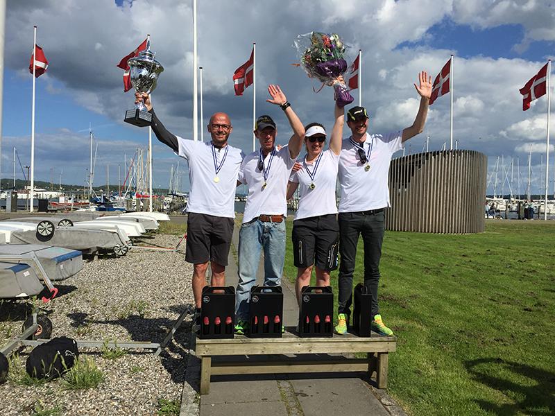 OL Sejler fra Horsens vandt pokal til Business Cup
