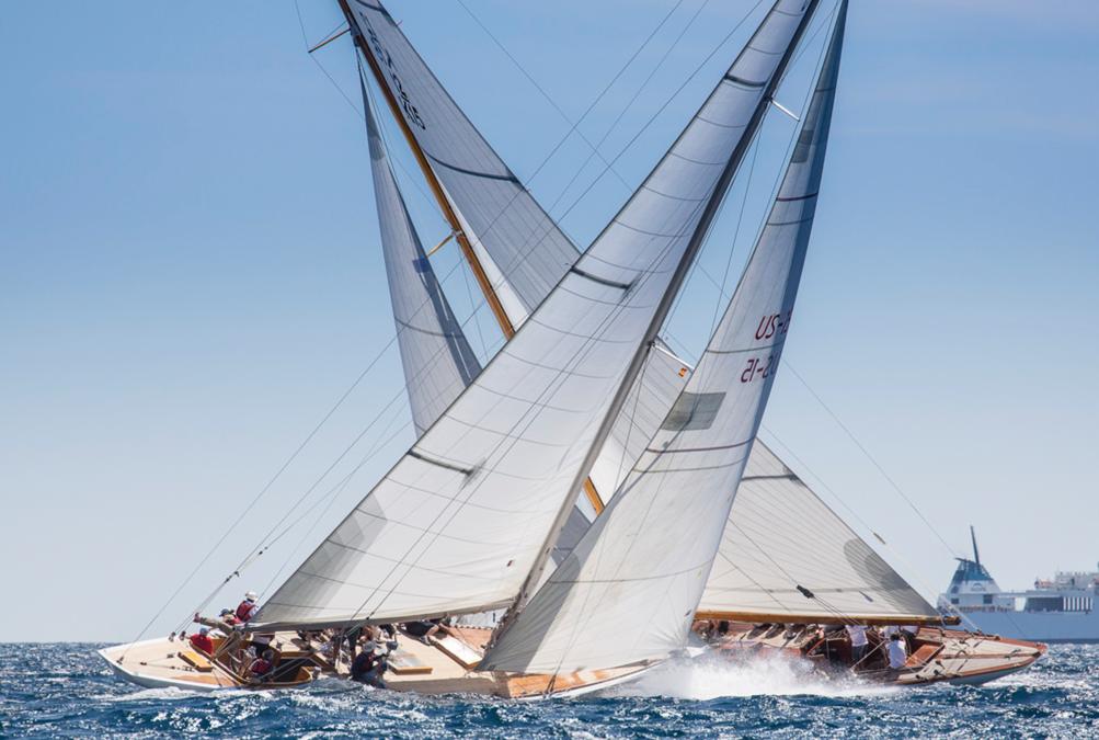 Enestående sejlbåd besøger Horsens Sejlklub