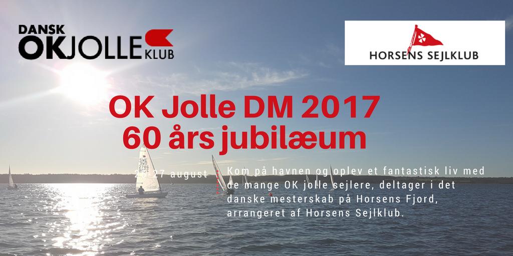 OK Jolle DM 2017 Horsens