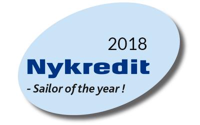 Stem på dine sejlervenner til Nykredit Sailor of the year