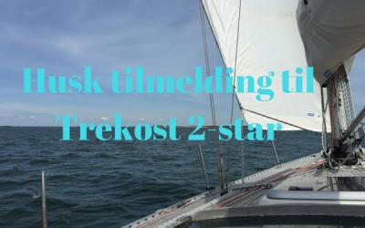 Trekost 2-star – Husk tilmelding – Startliste