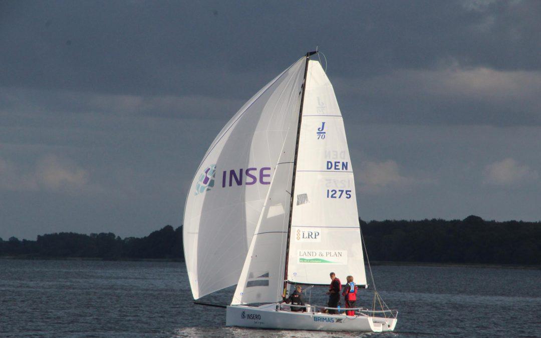 Horsens Sejlklub døber 3 nye J/70 sportsbåde