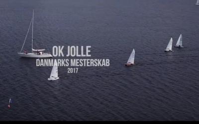 Se videoer fra OK Jolle DM