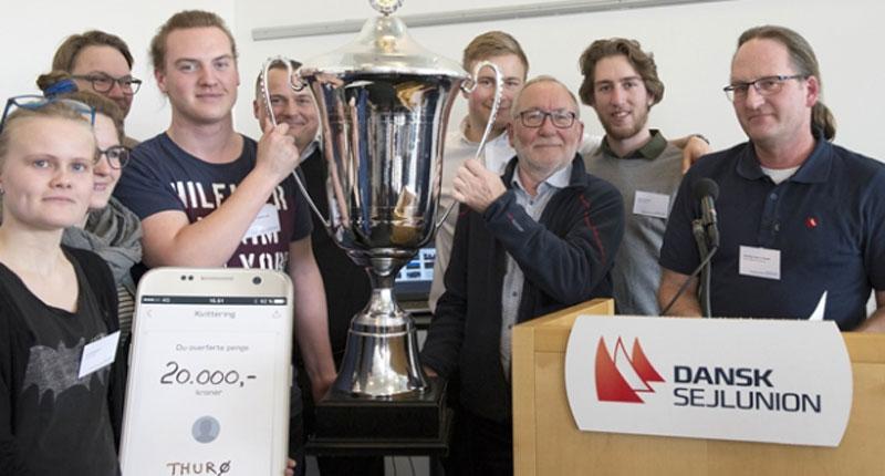 Klubudviklingpris gik til Thurø