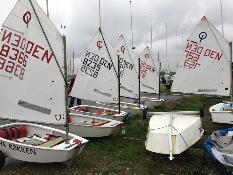 Delvis Afspærring af Marina 24-25. april
