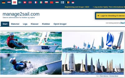 Undervisning i brug af Manage2Sail – Online Results Manager