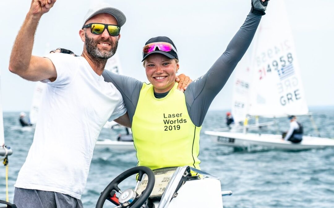 Anne-Marie Rindom vinder VM guld