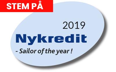 Stem på Nykredit Sailor of the year 2019