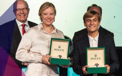 Rindom er Verdens bedste kvindelige sejler 2019