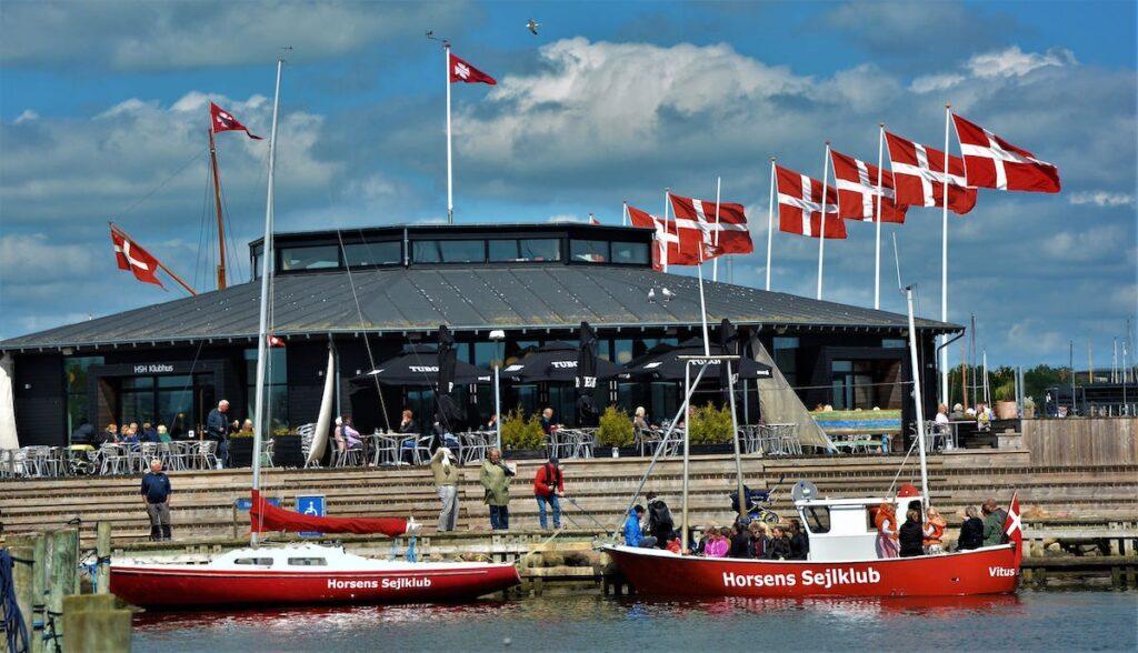 Horsens Sejlklub klubhus