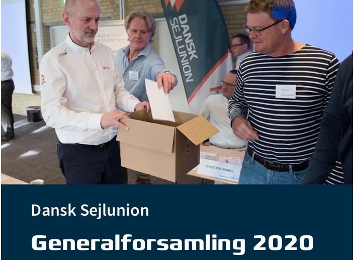 Generalforsamling Dansk Sejlunion