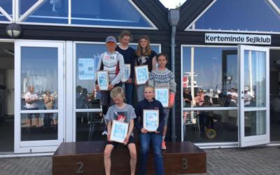 Maja Gam Frederiksen er udtaget til EM for Optimister