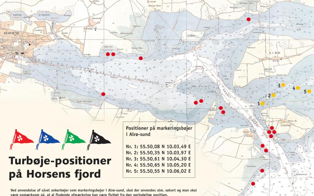 Vil du sejle nord om Hjarnø?
