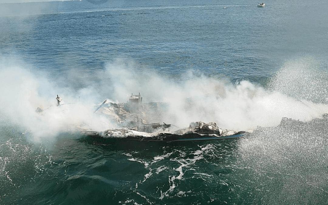 Deltag i undersøgelse om brand i både