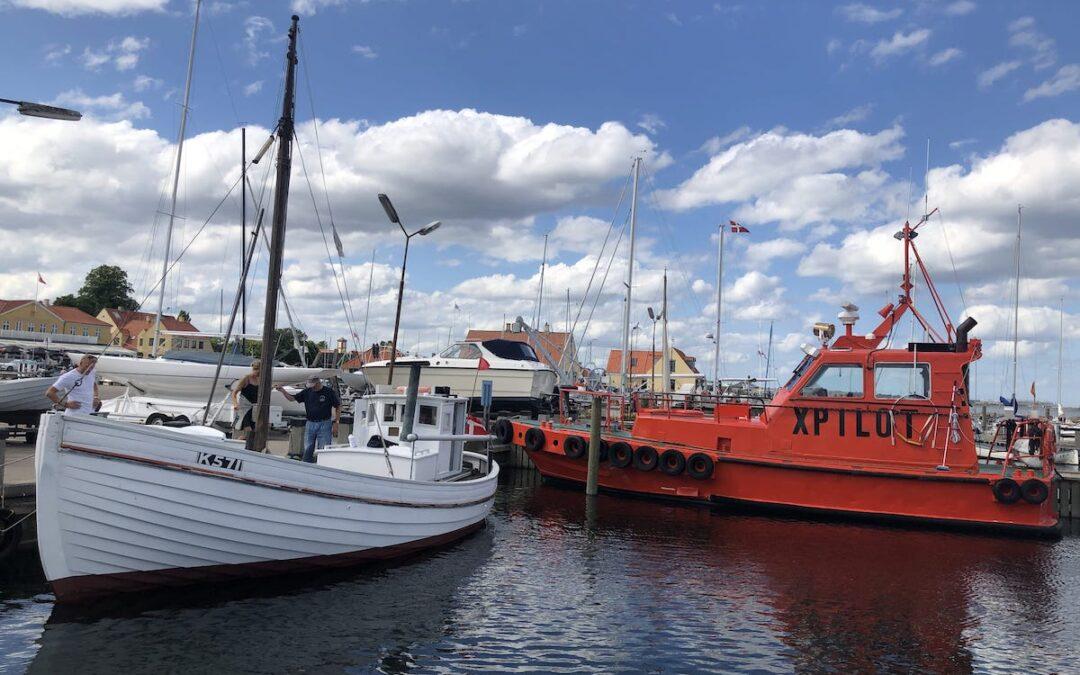 Elisabeth K571 – spændende maritim historie.