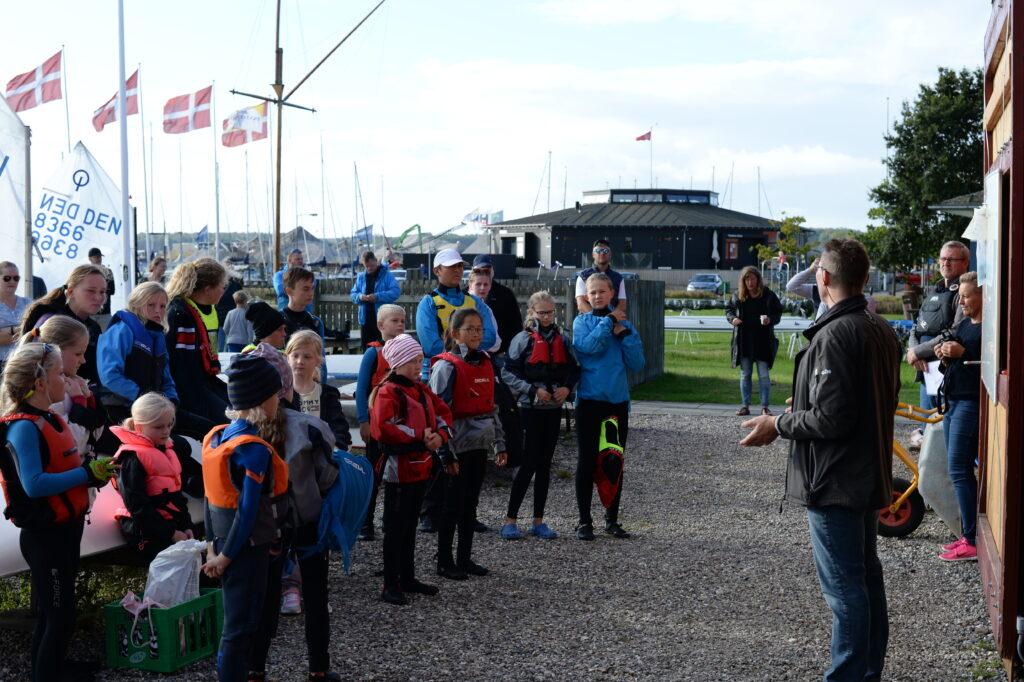 Skippermøde Horsens Fjord Cup 2020