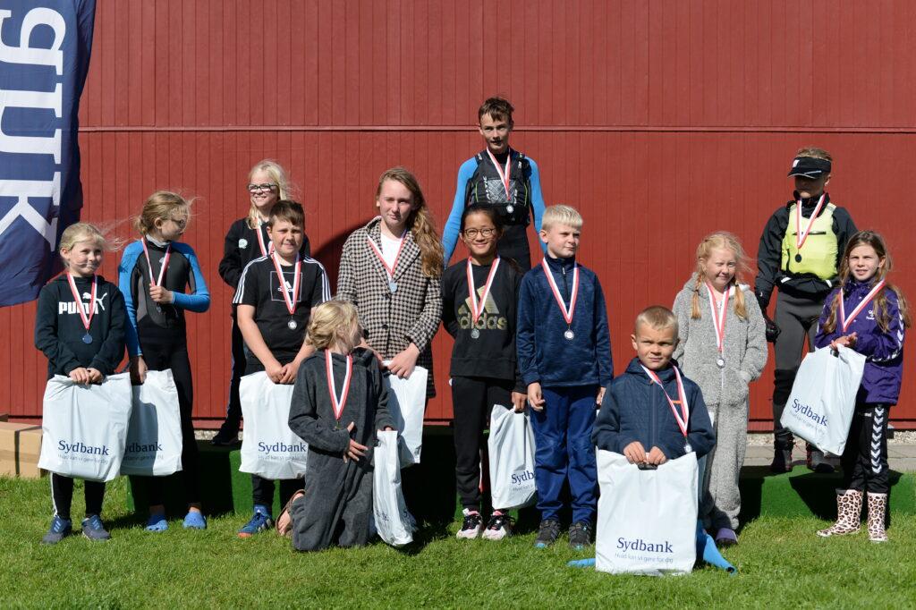 Præmieoverrækkelse Horsens Fjord Cup 2020