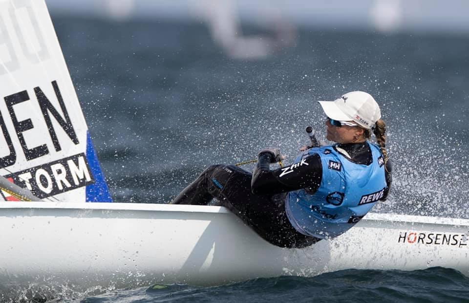 Horsens sejlere til Kieler Woche – Rindom vinder