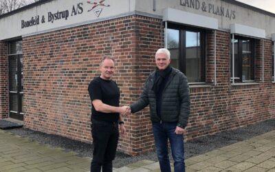 Ugens OnBoard Partner – Land & Plan A/S
