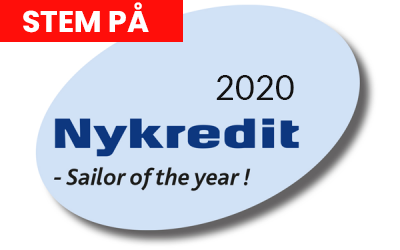 Stem på dine sejlervenner til Nykredit Sailor of the Year 2020