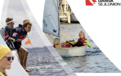 Ny brochure fra Dansk Sejlunion