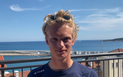 Johan Schubert nr. 11 til U21 EM